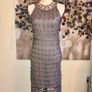 🌺 INC International Concepts woven cocktail dress
